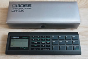 Boss DR-220a Acoustic Version