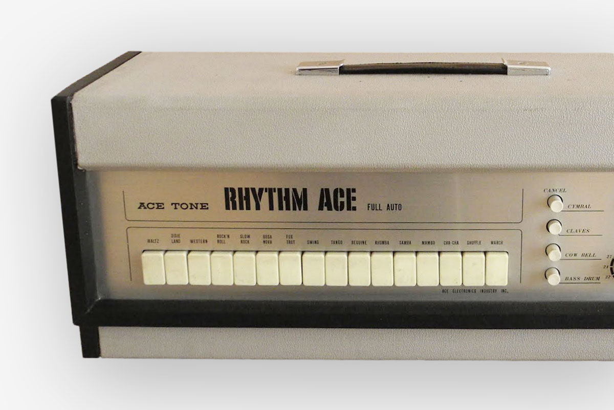 Ace Tone Rhythm Ace FR-1 Featured Image