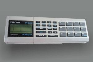 Boss DR-220e Dr. Rhythm Free Download Header Image