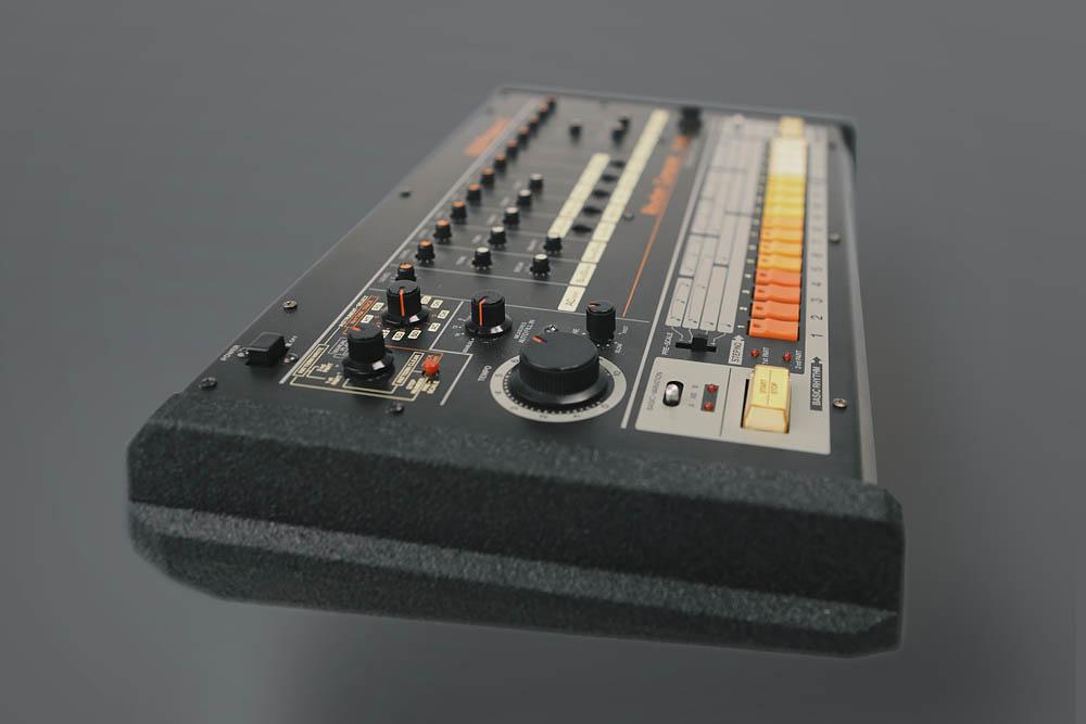 Roland TR-808 Beauty Shot