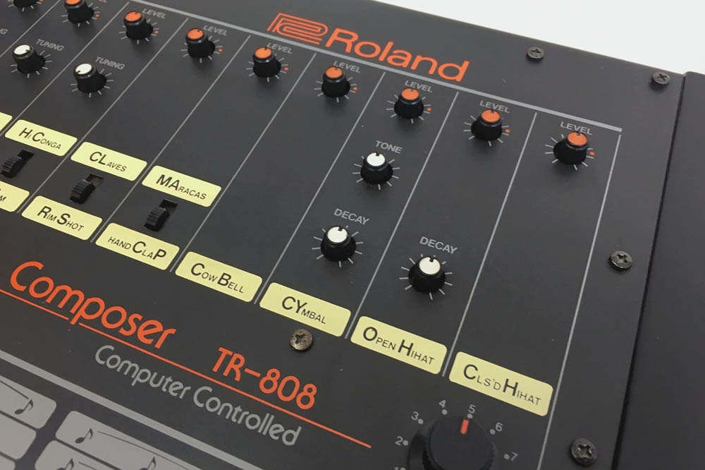 Roland TR-808 Rhythm Composer | Free Download | Drum Collector